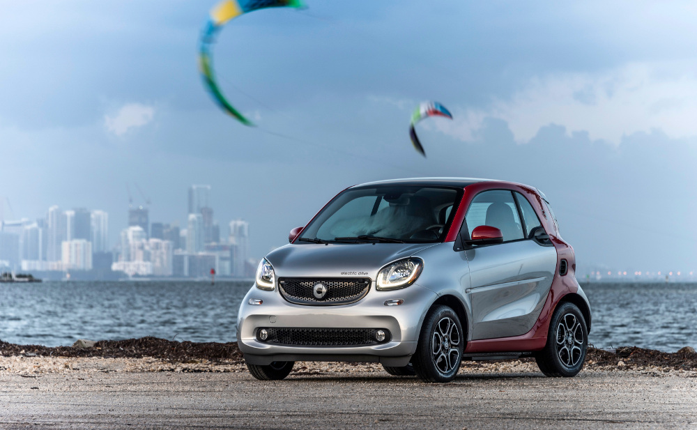Smart Fortwo ED: Clever in der Stadt